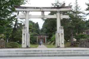 岩木山神社(1)
