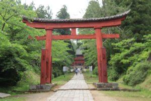 岩木山神社(2)